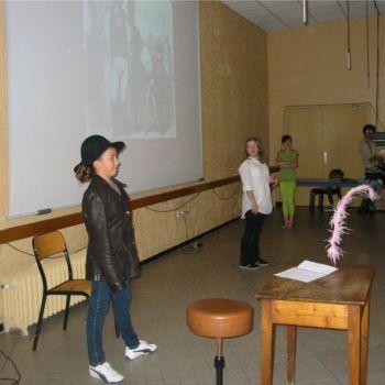 établissement Bellevue voyage Création 2009/2010 - 3
