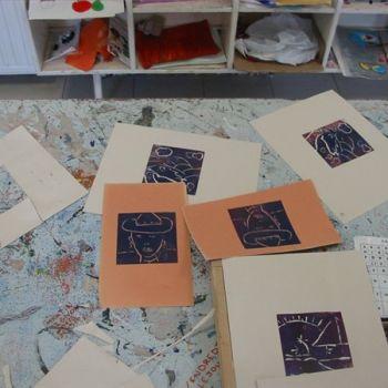 établissement Bellevue voyage Arts plastiques 2009/2010 - 13