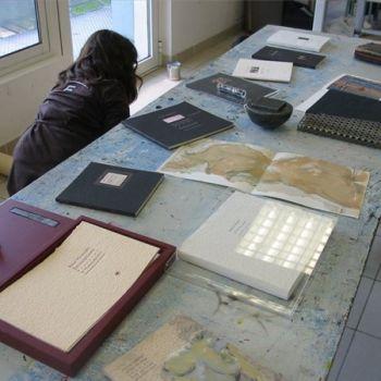 établissement Bellevue voyage Arts plastiques 2009/2010 - 4