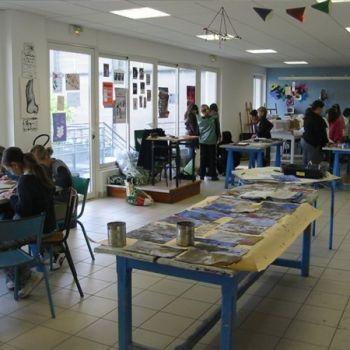 établissement Bellevue voyage Arts plastiques 2009/2010 - 5