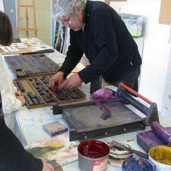 établissement Bellevue voyage Arts plastiques 2009/2010 - 8