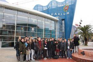 établissement Bellevue voyage Mare Nostrum 2009/2010 - 1
