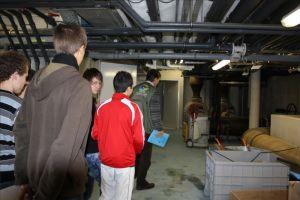 établissement Bellevue voyage Mare Nostrum 2009/2010 - 3