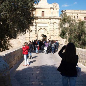 établissement Bellevue voyage Malte 2011/2012 - 12