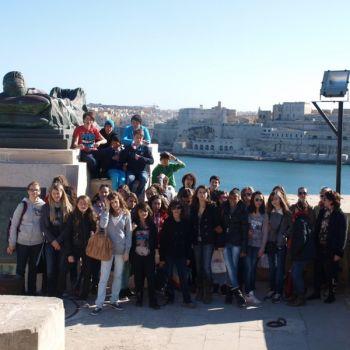 établissement Bellevue voyage Malte 2011/2012 - 17
