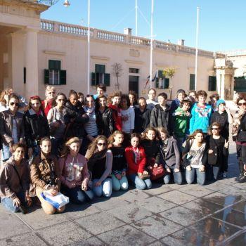 établissement Bellevue voyage Malte 2011/2012 - 18