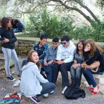 établissement Bellevue voyage Malte 2011/2012 - 30