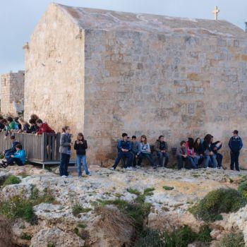 établissement Bellevue voyage Malte 2011/2012 - 31