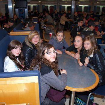 établissement Bellevue voyage Malte 2011/2012 - 34