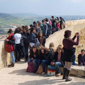 établissement Bellevue voyage Malte 2011/2012 - 36
