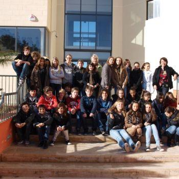 établissement Bellevue voyage Malte 2011/2012 - 8