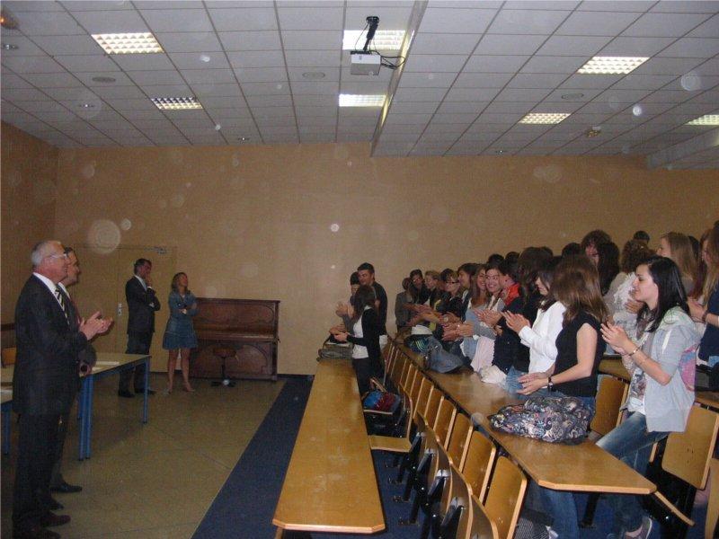 établissement Bellevue actualités maire Roustan 2011 - 1
