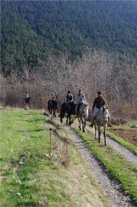 établissement Bellevue voyage Alpes 2012/2013 - 1