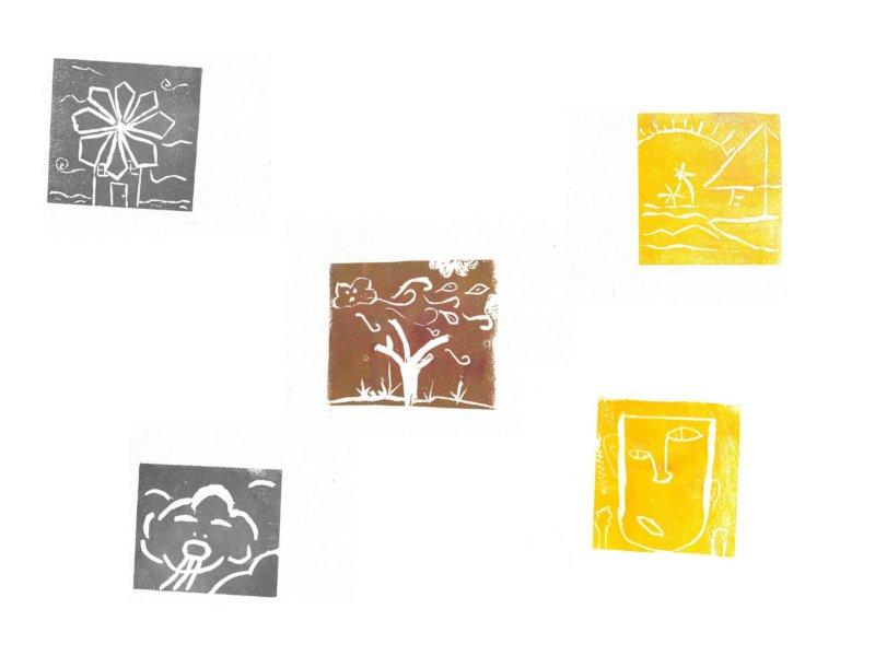 établissement Bellevue voyage Arts plastiques 2009/2010 - 1