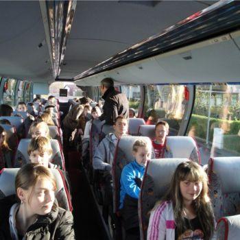 établissement Bellevue voyage Lahnau 2011/2012 - 2