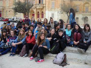 établissement Bellevue voyage Malte 2012/2013 - 3