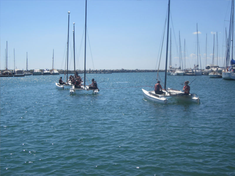 établissement Bellevue voyage Port Camargue 2013 - 6