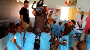 établissement Bellevue voyage Sénégal 2011 - 5