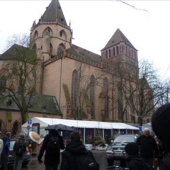 établissement Bellevue voyage Strasbourg 2011/2012 - 14